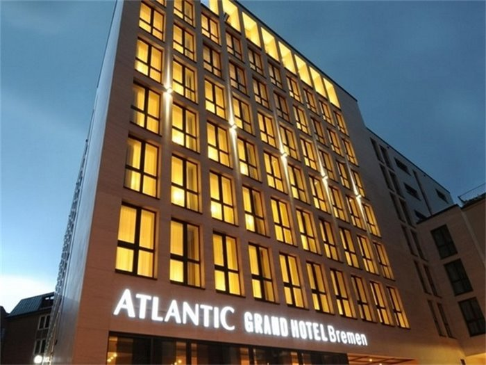 ATLANTIC Grand Hotel Bremen - Hotelansicht