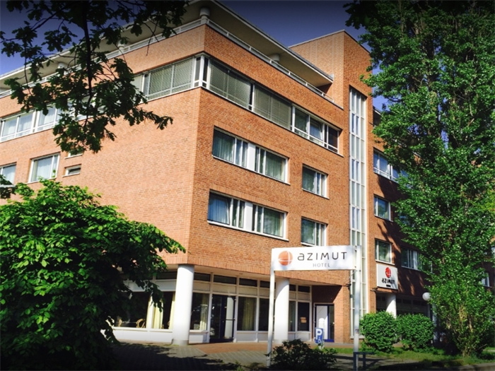 AZIMUT Hotel Berlin City South - Hotelansicht