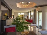 City Partner Hotel Alarun - Rezeption