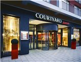 Courtyard by Marriott Munich City Center - Hoteleingang