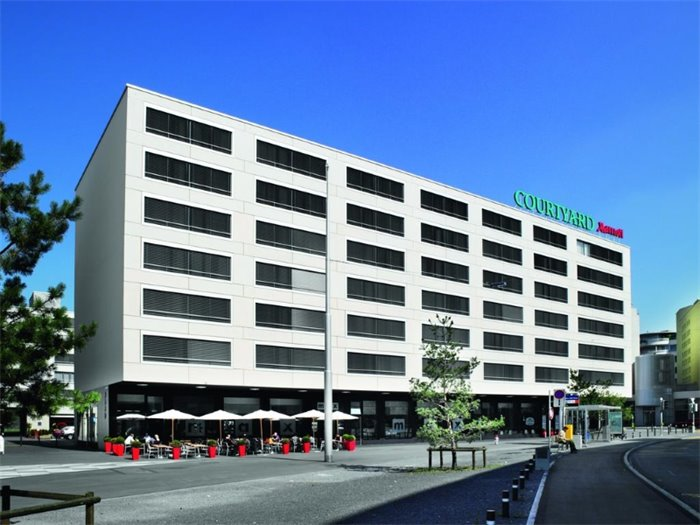 Courtyard by Marriott Zürich North - Hotelansicht