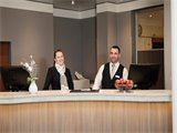 Hotel Am Ring Neubrandenburg - Rezeption