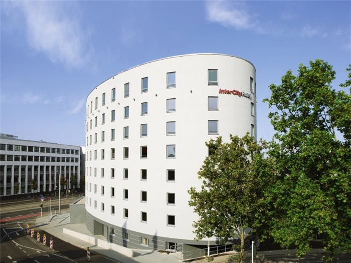 IntercityHotel Mainz - Hotelansicht