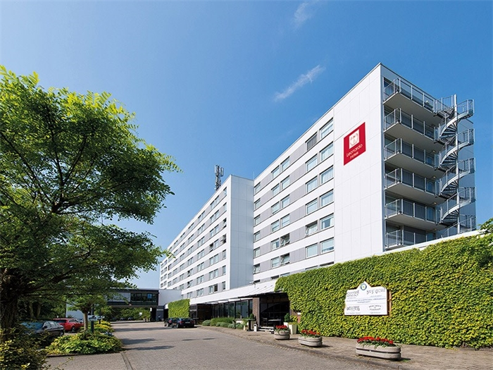 Leonardo Hotel Frankfurt City South  - Hotelansicht