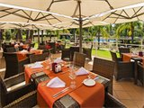 Lindner Golf & Wellness Resort Portals Nous - Restaurant / Terrasse