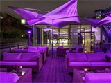 Mercure Hotel Hamburg City - Terrasse