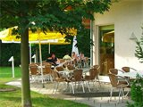 Quality Hotel am Tierpark - Terrasse