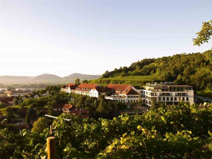 Steigenberger Hotel and SPA Krems - Hotelansicht