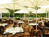 Steigenberger Hotel and SPA Krems - Sommerterrasse