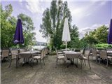 TOP Hotel am Bruchsee - Terrasse