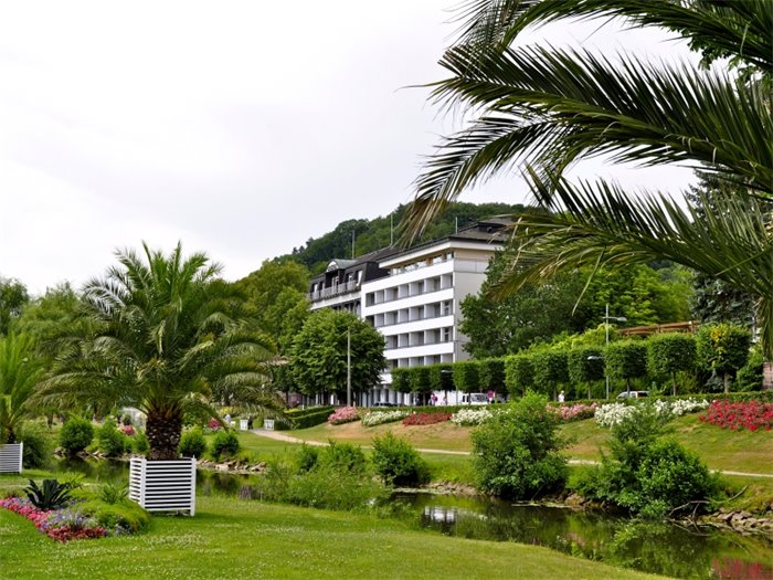 Wyndham Garden Bad Kissingen - Hotelansicht